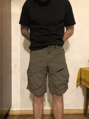 Riot division 2 pocket shorts
