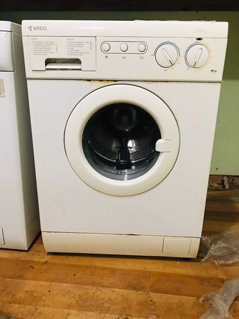 Очень недорогая, абсолютно рабочая стиралочка ARDO