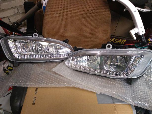 Lampy samochodowe nowe komplet