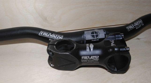 Руль+вынос руля Truvativ 31.8 x 80 мм