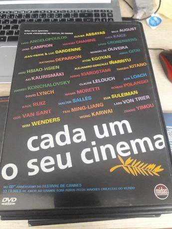 Cronenberg/Oliveira/Lynch - Cada Um O Seu Cinema