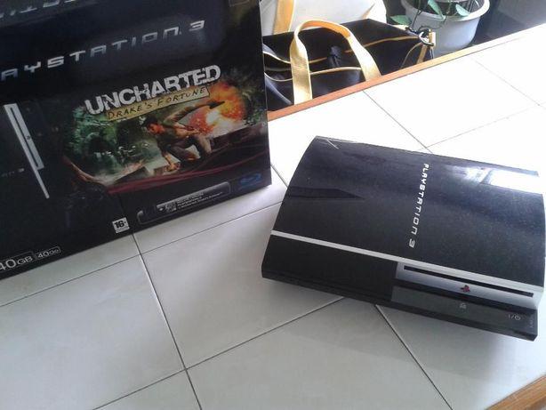 Sony PS3 com erro RLOD