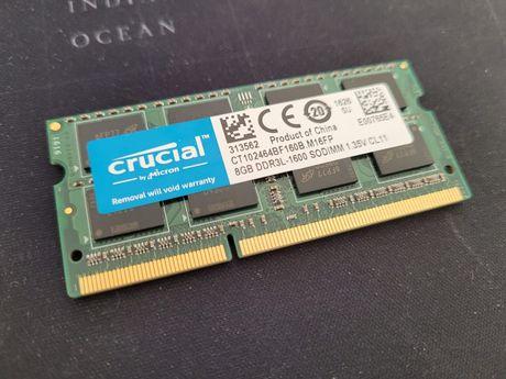 Pamięć RAM 8GB DDR kupiona w X-Kom