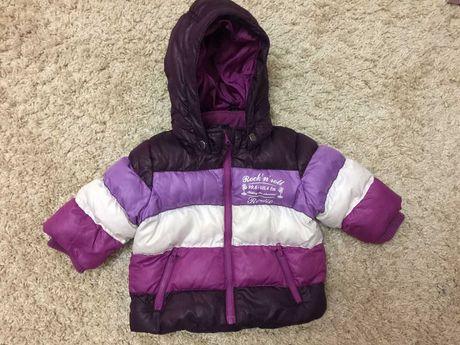 Курточка  H&M осень-зима  р.68-80