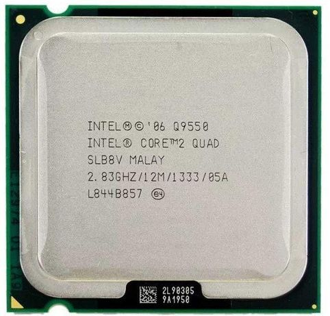 процессор Intel Core 2 Quad Q9550 2.83GHz/12M/1333 (SLB8V) s775
