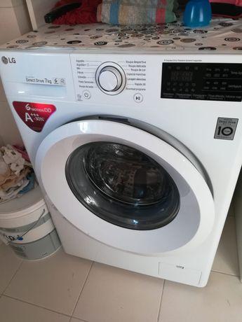 Máquina lavar roupa LG - 7kg