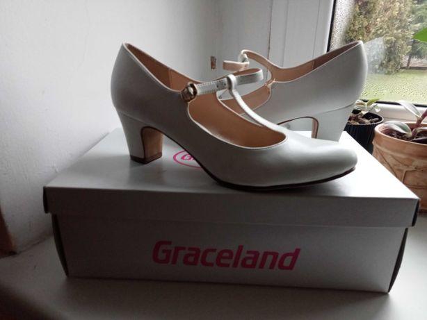 Półbuty ślub wesele Graceland