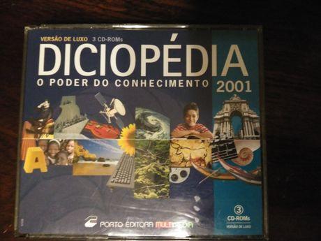 Diciopédia 2001 Porto editora - Portes Grátis