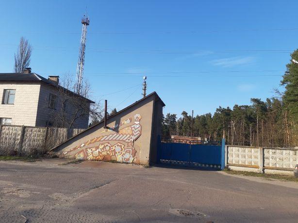 Продам базу 8,6 га Вышгородский раен