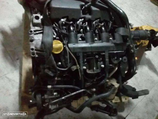 Motor Renault Laguna II 2.2DCI 140cv Ref.: G9T 706