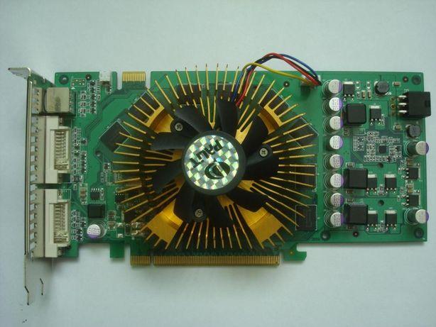 Видеокарта GeForce 9600 GT