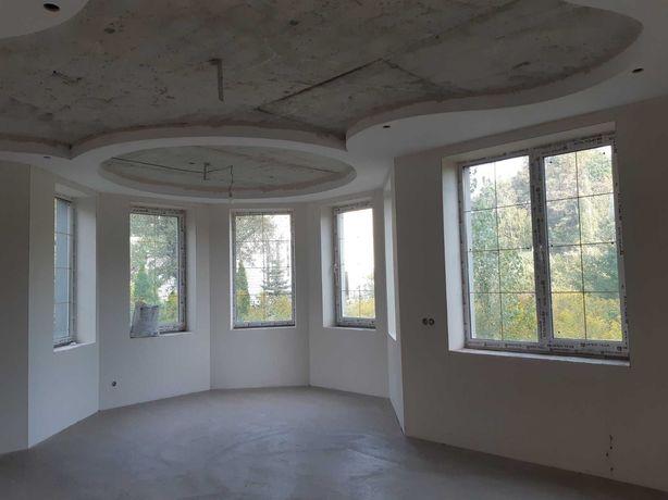 !Продам красивый новый 2-х эт.дом, котедж в Гатном