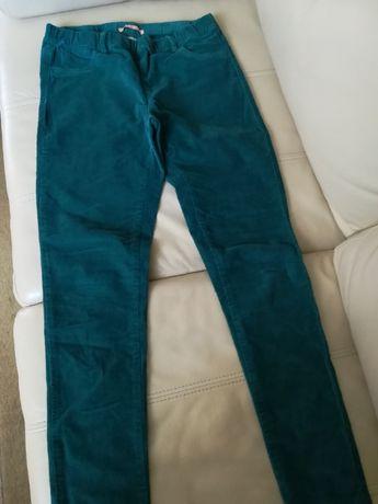 """spodnie dziewczęce firmy """" Zara"""" rozm. 164 cm"""