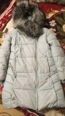 Зимние пальто на девочку