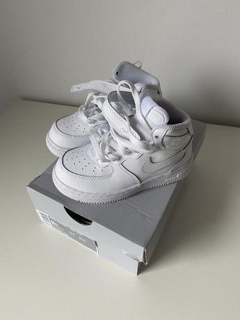 Nowe Nike Air Force 1 rozmiar 26