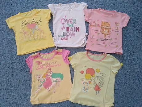 Продам футболки на возраст 1-2 года