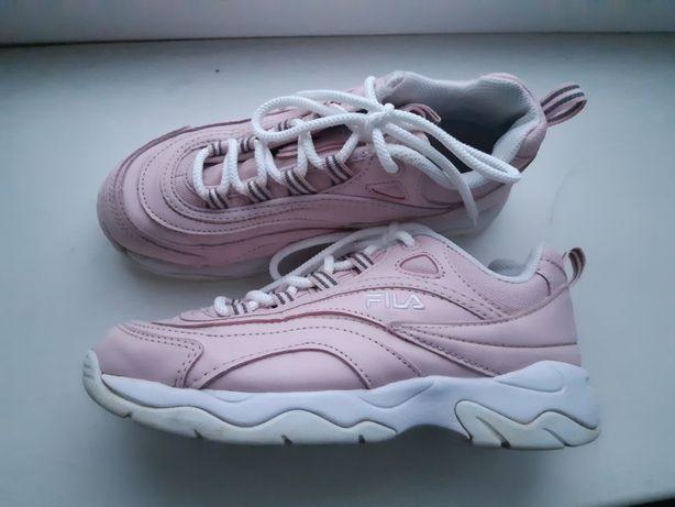 Кроссовки Fila Ray Chunky Sneaker 36 р., розовые