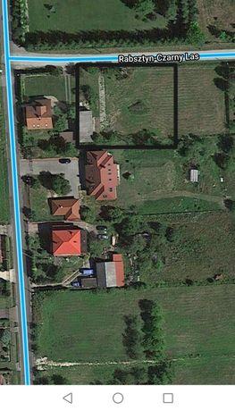 Działka budowlana 12 Arów 35x36metrów Bogucin Mały
