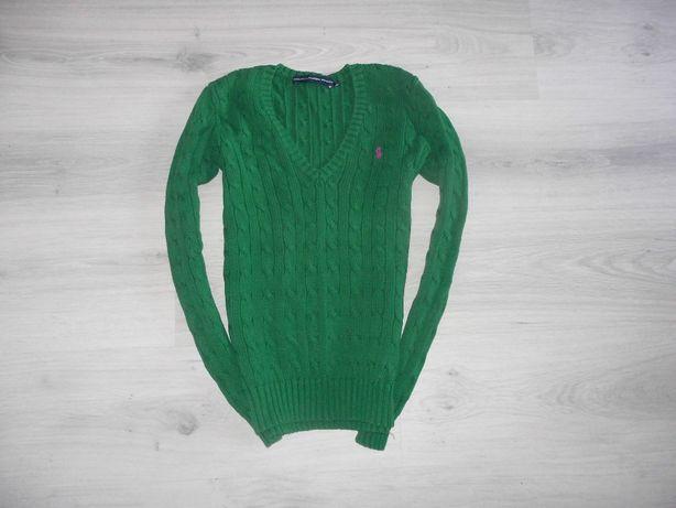 Ralph Lauren Original Stylowy Sweter Damski J Nowy Rozmiar XS