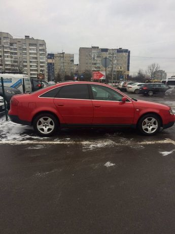 Продам AUDI A6 C5 1,9 TDI