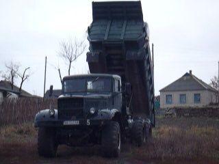 Продам КРАЗ вездеход