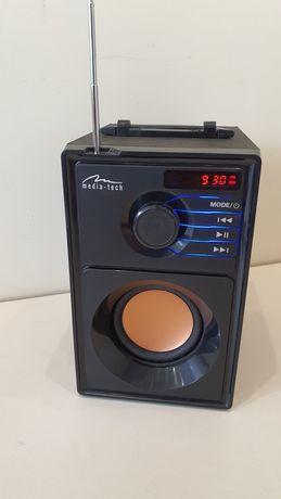 Głośniķ Boombox Media Tech MT3145 bluetooth USB Radio karta