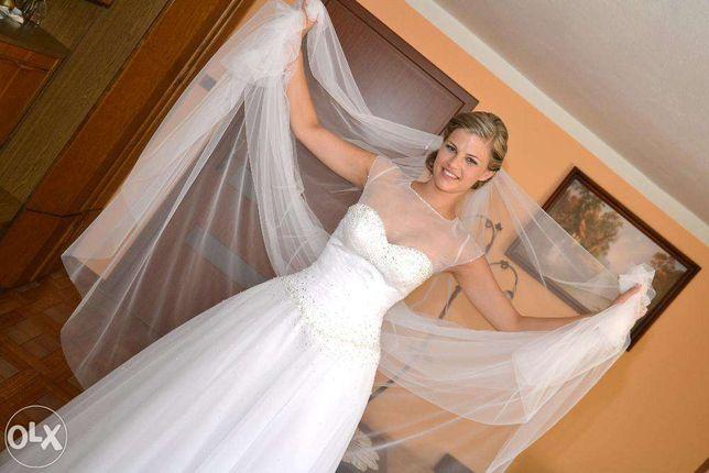Abyś w tym dniu poczuła się wyjątkowo - suknia ślubna Sincerity 3621