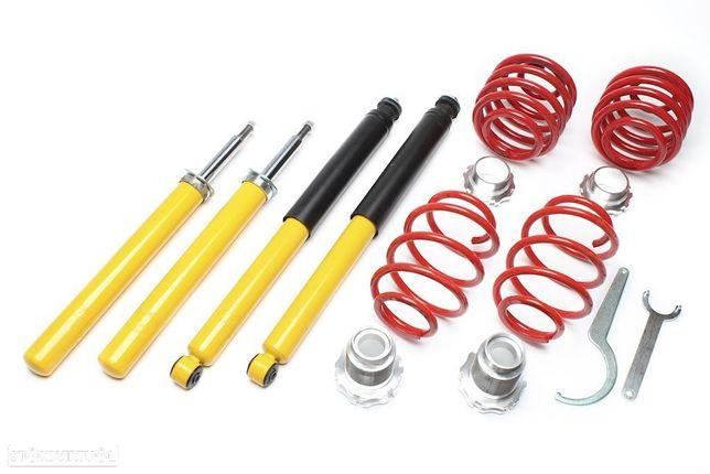Kit de suspensão coilover Opel Astra F de 09.91 a 01.98 | Mitrosport