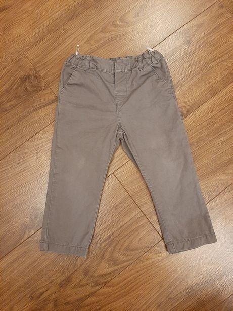 Spodnie typu chino rozmiar 92