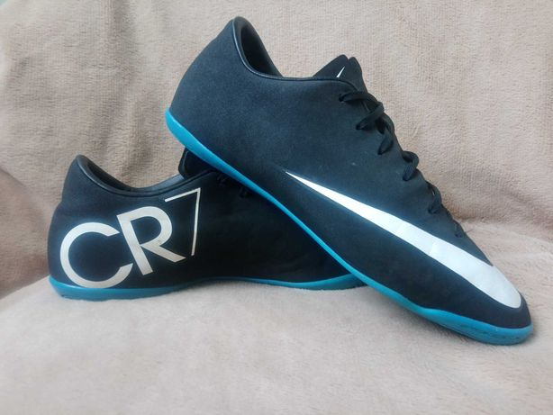 Футзалки, бампы Nike Mercurial Victory CR7 V IC (размер 44 ст 28 см)