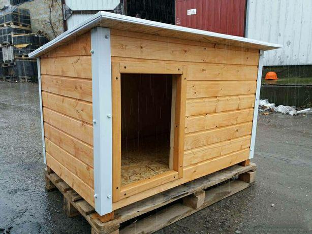 Будка для собаки 1100х725 (утепленная)