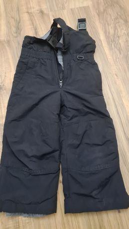 Spodnie narciarskie r. 110(4 lata)