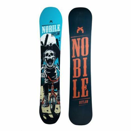 Deska snowboardowa NOBILE Amigo Blue N3 151 cm NOWA