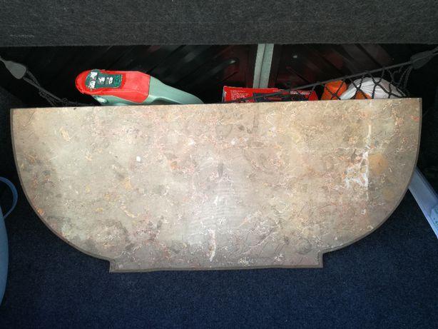 Vende-se tampo pedra mármore para mesa decorativa -Setúbal