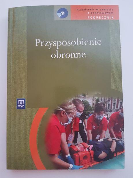Przysposobienie obronne podręcznik wsip liceum gimnazjum technikum