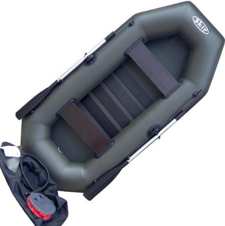 Надувная двухместная Лодка SKIF 250 ПВХ Армированный ПВХ