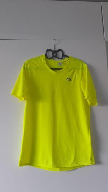 Koszulka sportowa , biegacza neon