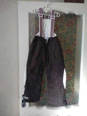 Зимние штаны H&M для мальчика или девочки на 5-6 лет (116с м)