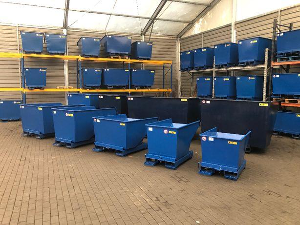 TK 1500 Towar z półki! Koleba/Kołyska/kontener samowyładowczy
