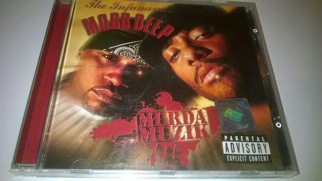 MOBB DEEP Murda Muzik cd.Hip Hop.