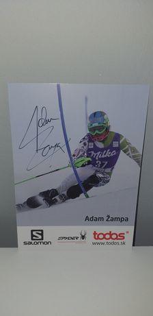 Autograf - Adam Zampa