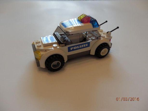 Настоящее Lego: Набор полицейский микс
