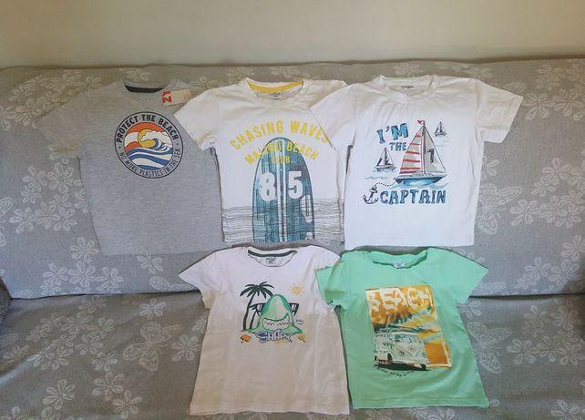 T-shirts criança 3 anos