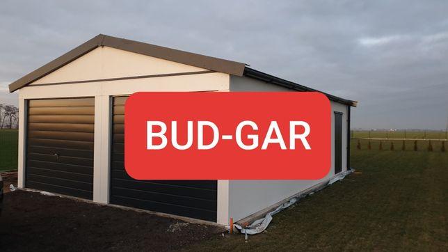 Garaze tynkowane, garaz tynkowany BUD-GAR! 17 lat na rynku !