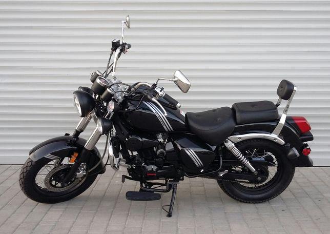 Мотоцикл - чоппер, 250 куб
