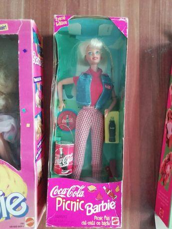 Barbie Coca-Cola picnic 90te vintage
