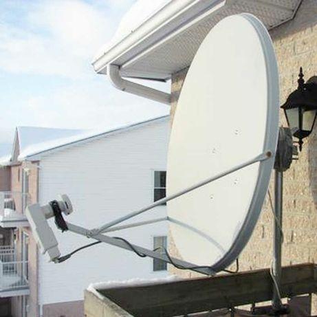 Ремонт и Установка спутникового тв HD,4K