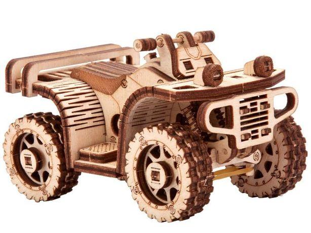 "3D пазл ""Квадроцикл ATV"" деревянный конструктор"