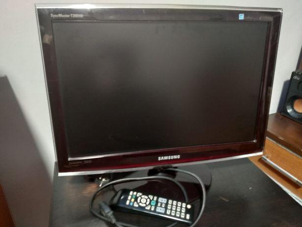 Samsung Telewizor z funkcją monitora T200HD