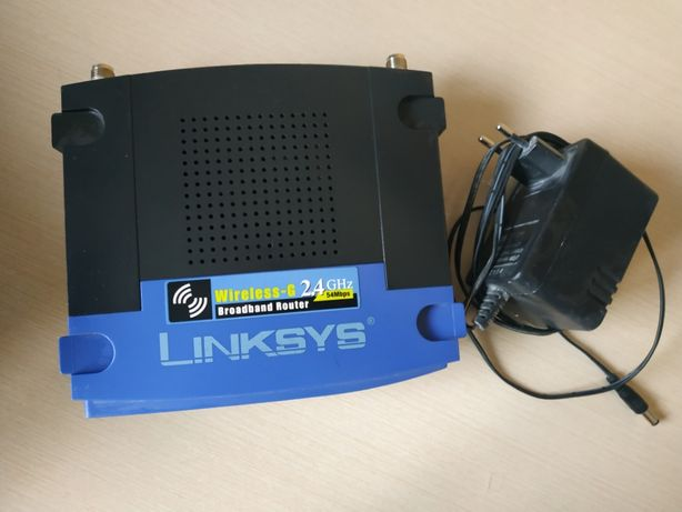 Router WRT54GL switch access point
